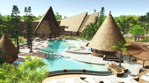 5 star resort in New caledonia