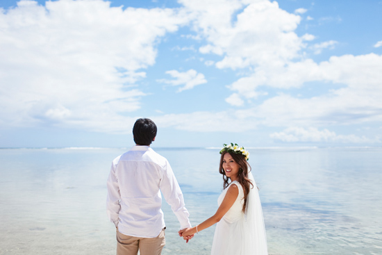 Best wedding in New Caledonia