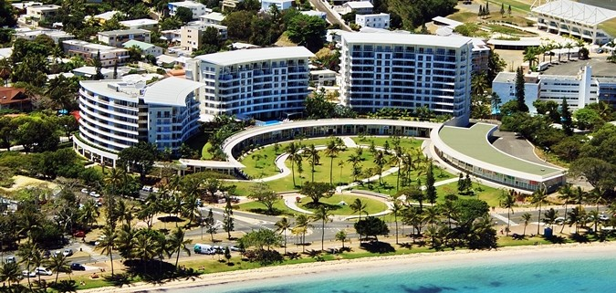 Hotel in New Caledonia