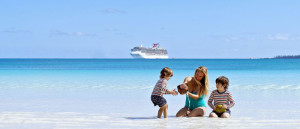 Kids holiday in New Caledonia