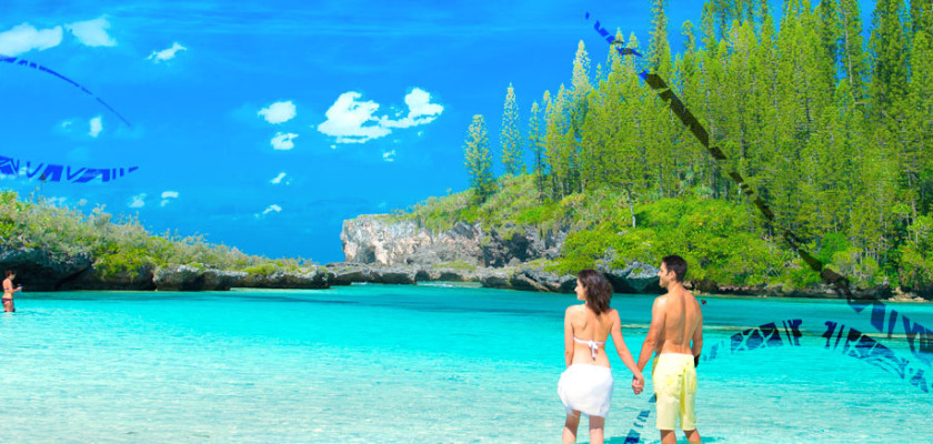 Perfect place to travel to in New Caledonia