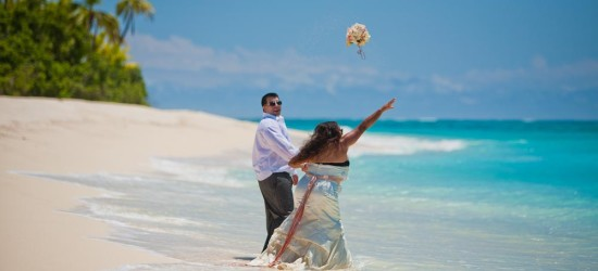 New Caledonia wedding