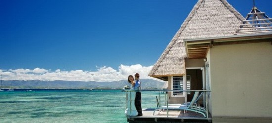 Wedding accomoddation in New Caledonia
