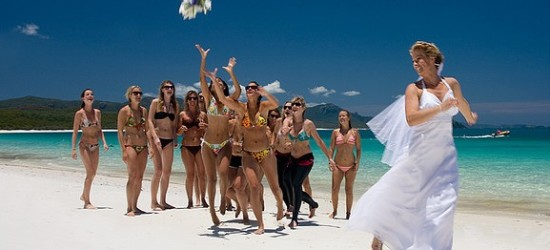 Wedding in New Caledonia