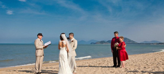 Weddings in New Caledonia