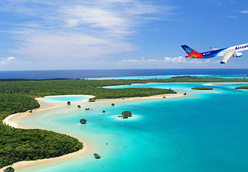 Flights to New Caledonia