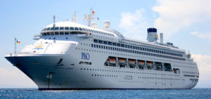 P & O New Caledonia Cruise