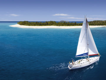 new caledonia sailing